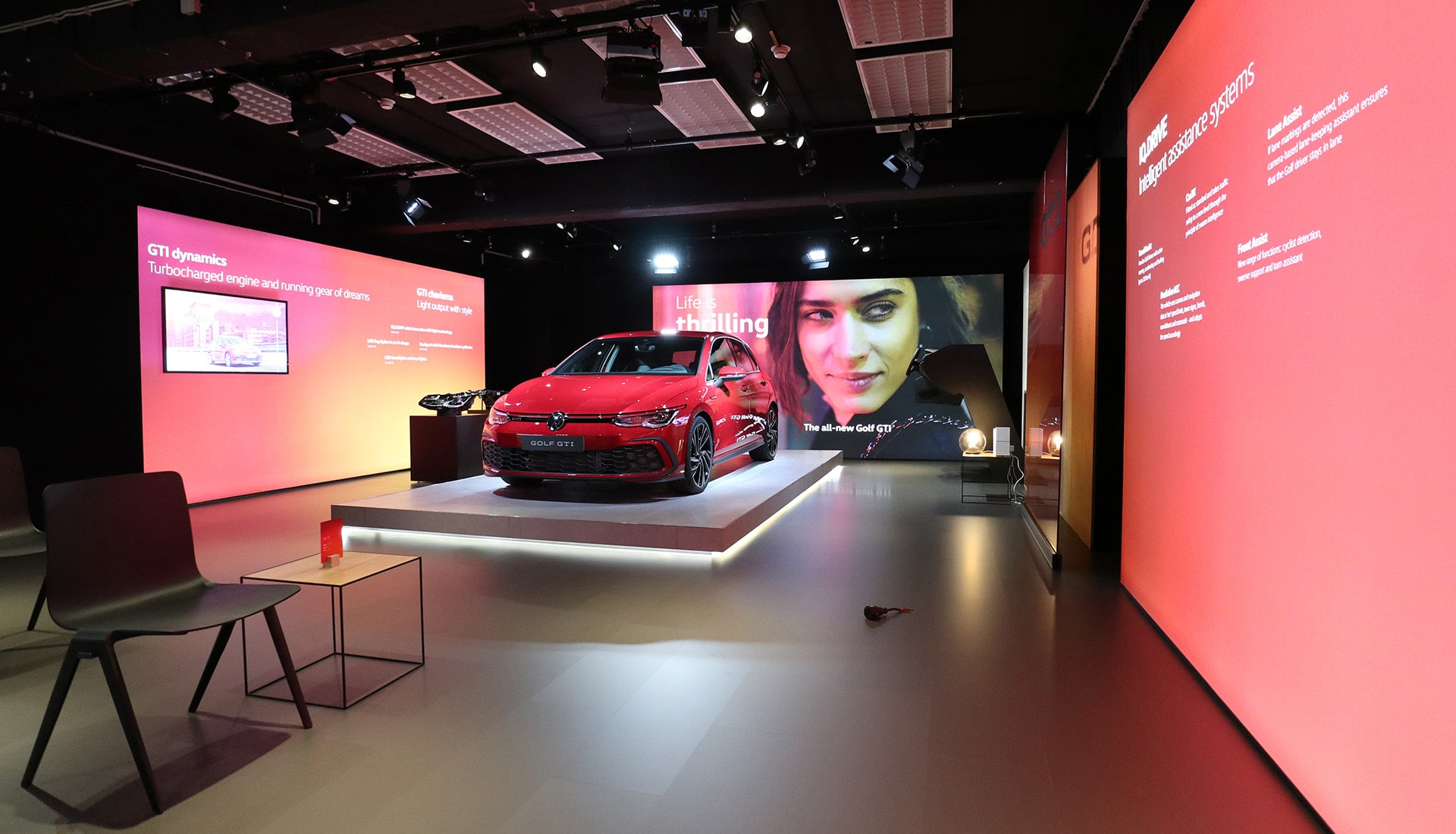 Eventplanung VW Golf GTI   Eventbau   Maedebach Braunschweig  