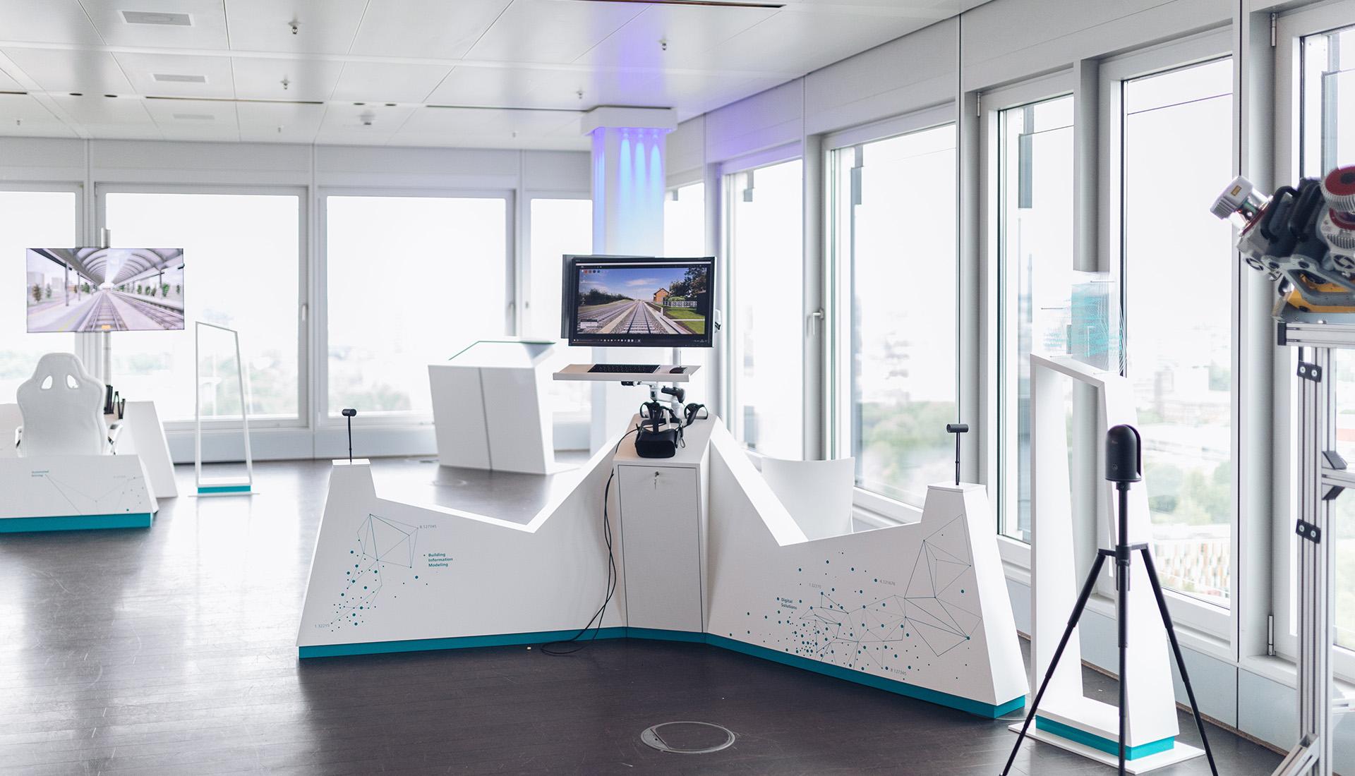 Showroom Siemens | Showroom Bau | Maedebach Braunschweig |