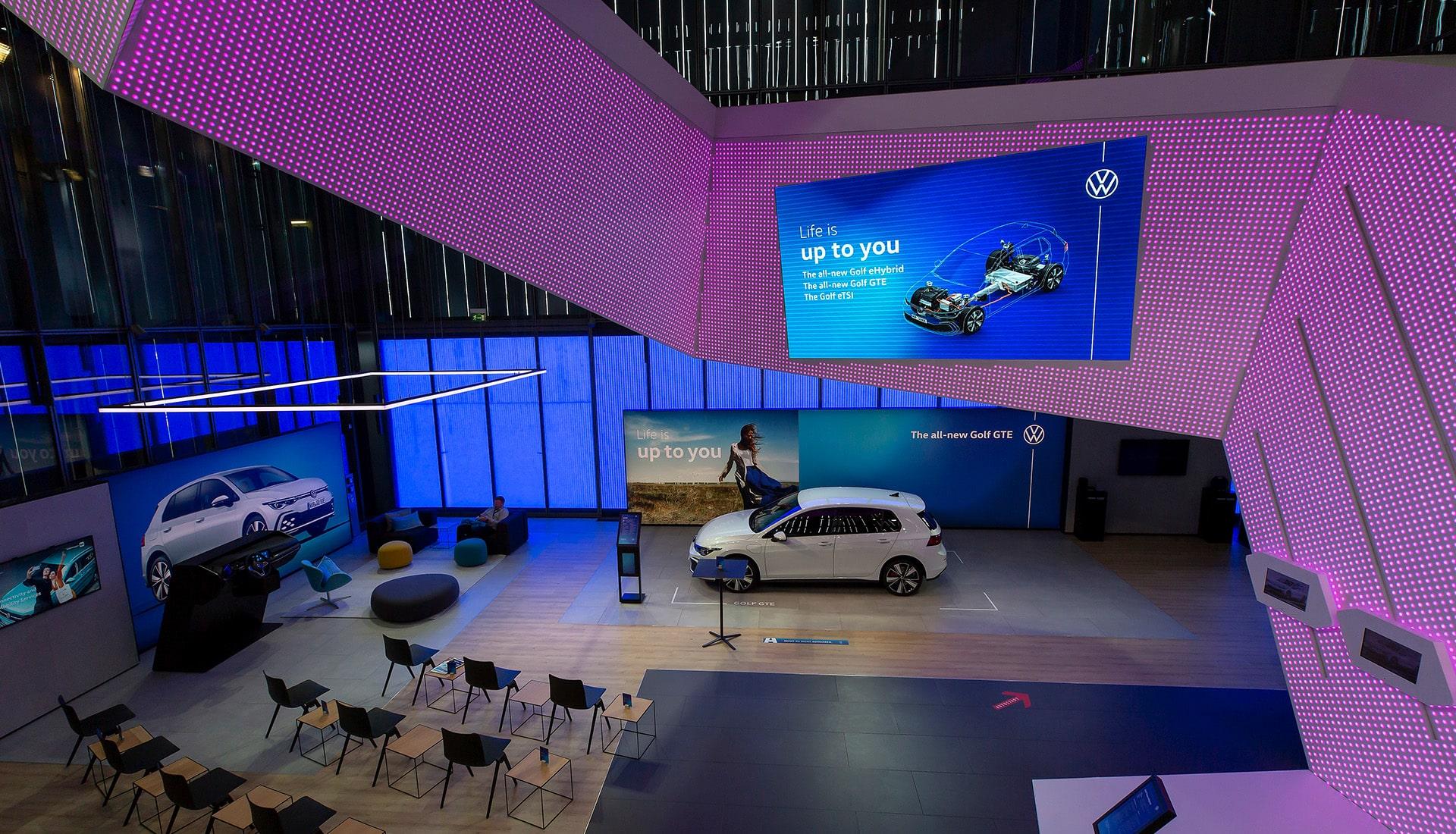 Eventplanung VW GOLF GTE   Eventbau   Maedebach Braunschweig  