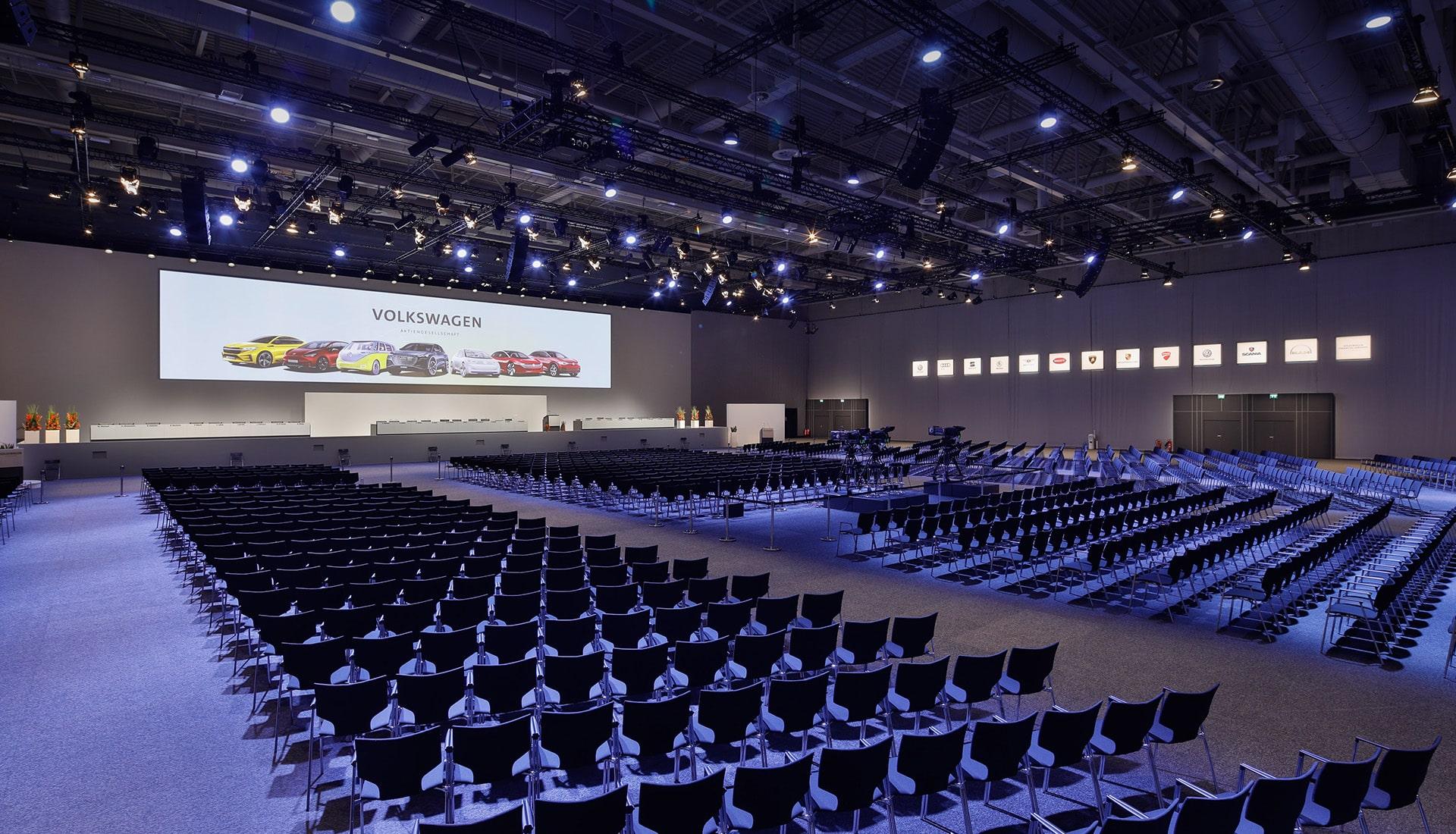 Eventplanung VW HV 2019   Eventbau   Maedebach Braunschweig  