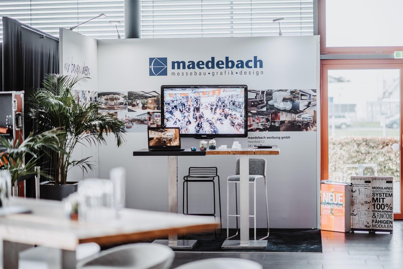 Eventplanung Masterclass   Eventbau   Maedebach Braunschweig  